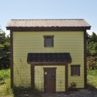 Vernacular Architecture: Rural NL Saltbox Home