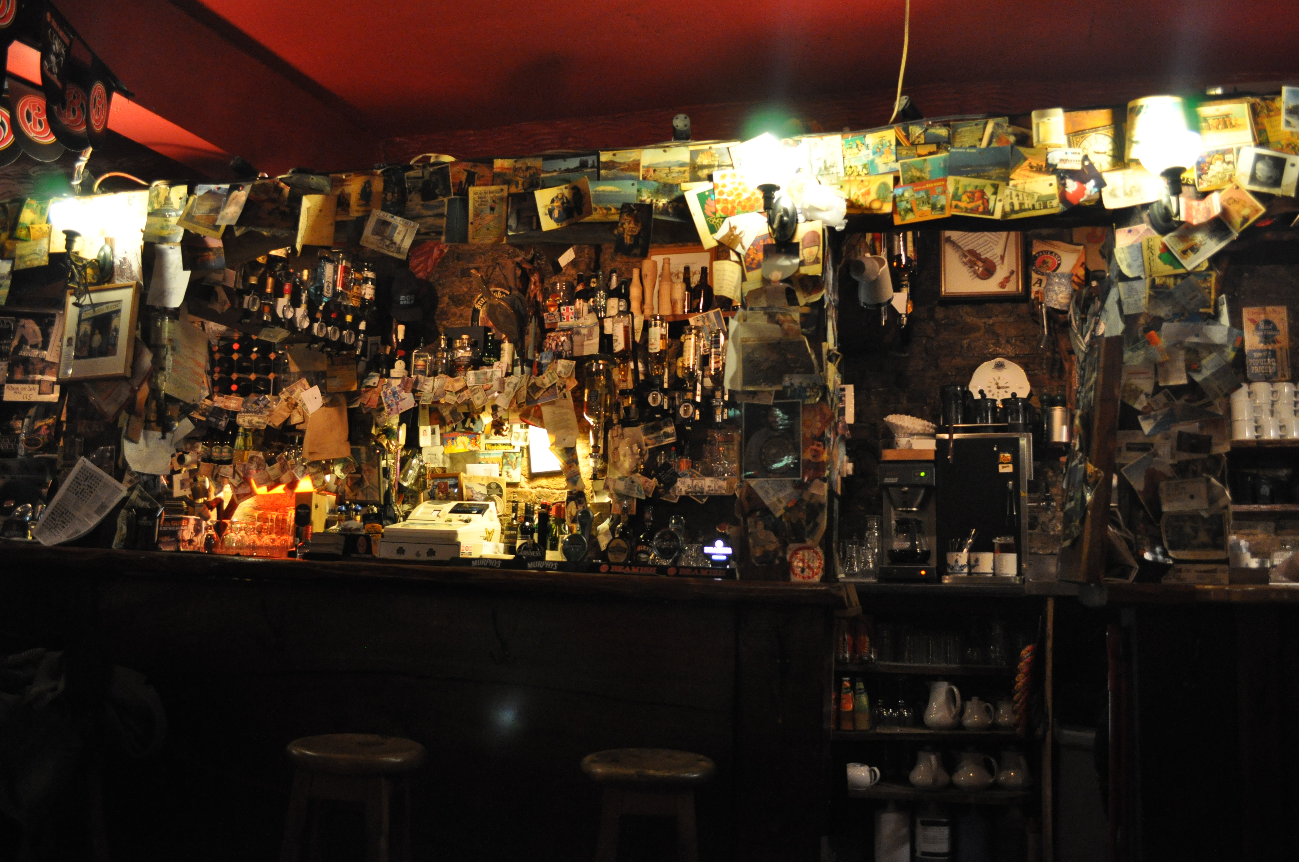 A Quiet Evening At The Pub Cork Ireland Live Rural
