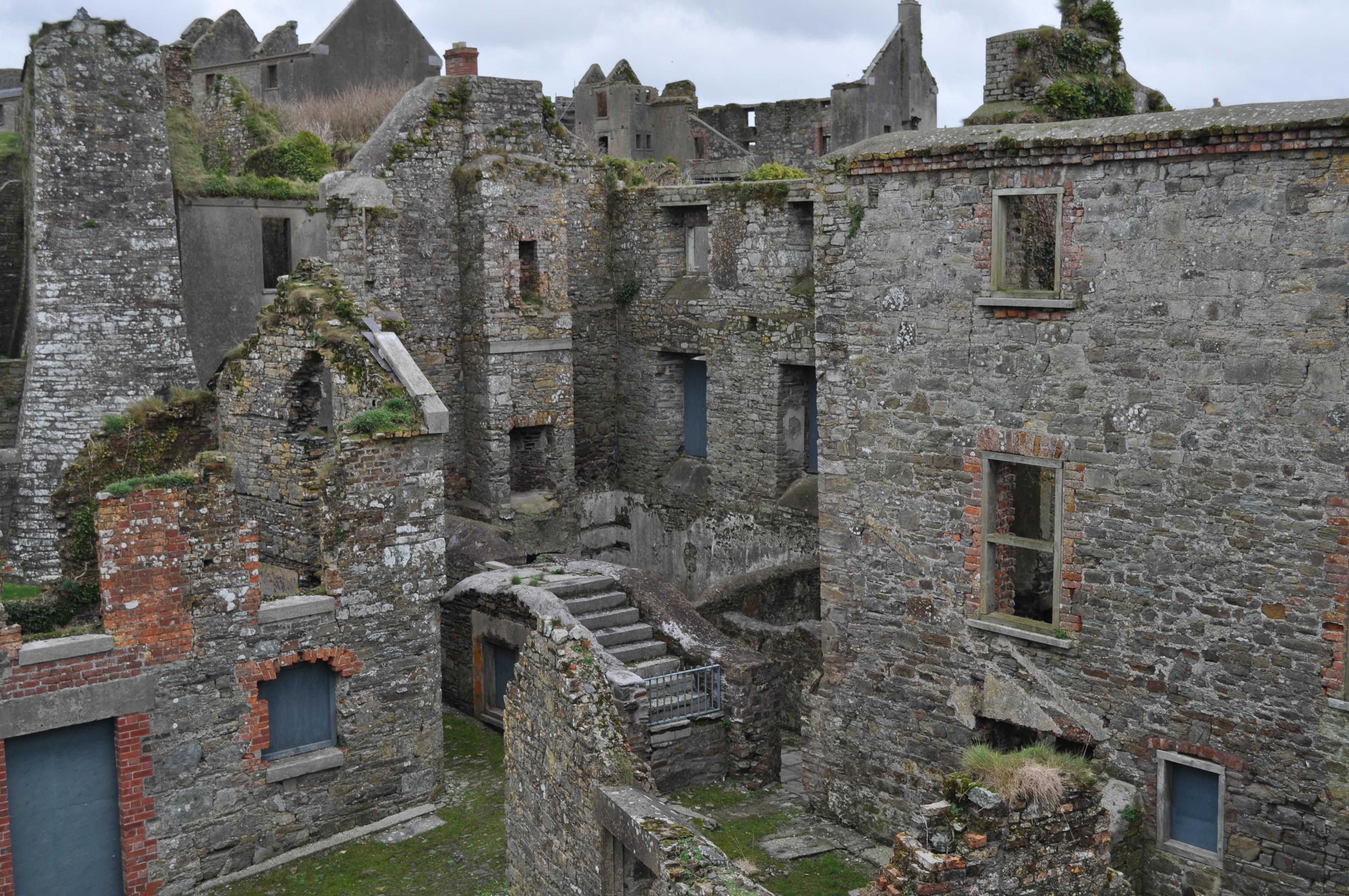 Charles Fort Kinsale Ireland Live Rural Newfoundland