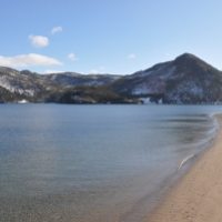 Sandy Beaches at Norris Point, Gros Morne National Park