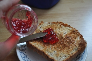 Squashberry Jam from Grandmother Pearl