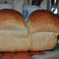 Baked Bread by Grandmother Pearl