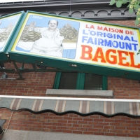 The House of the Original Fairmount Bagel - Montreal, QC