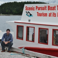 Scenic Pursuit Boat Tours- Tourism at its Finest.