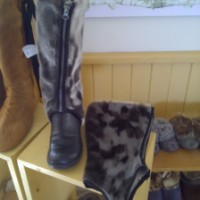 BUY LOCAL - GNP Seal skin craft shop has new product