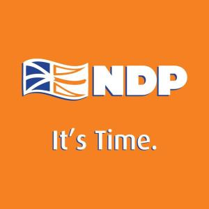 NDP It's Time