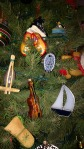 Fiddles, sailboats, sealskin boots, rackets, anchors and Clogs from Holland