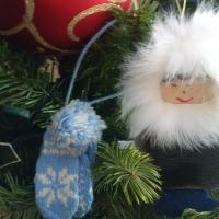 A Rural Newfoundland Christmas Tree - Salt Cod Drying on the Line