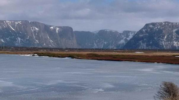 Fjords of Gros Morne