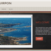 QUIRPON RADIO LAUNCHED!