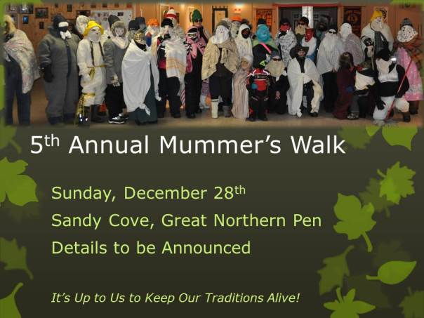 5th Annual Mummer's Walk