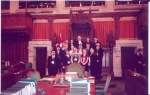 Group Nine in the House of Commons