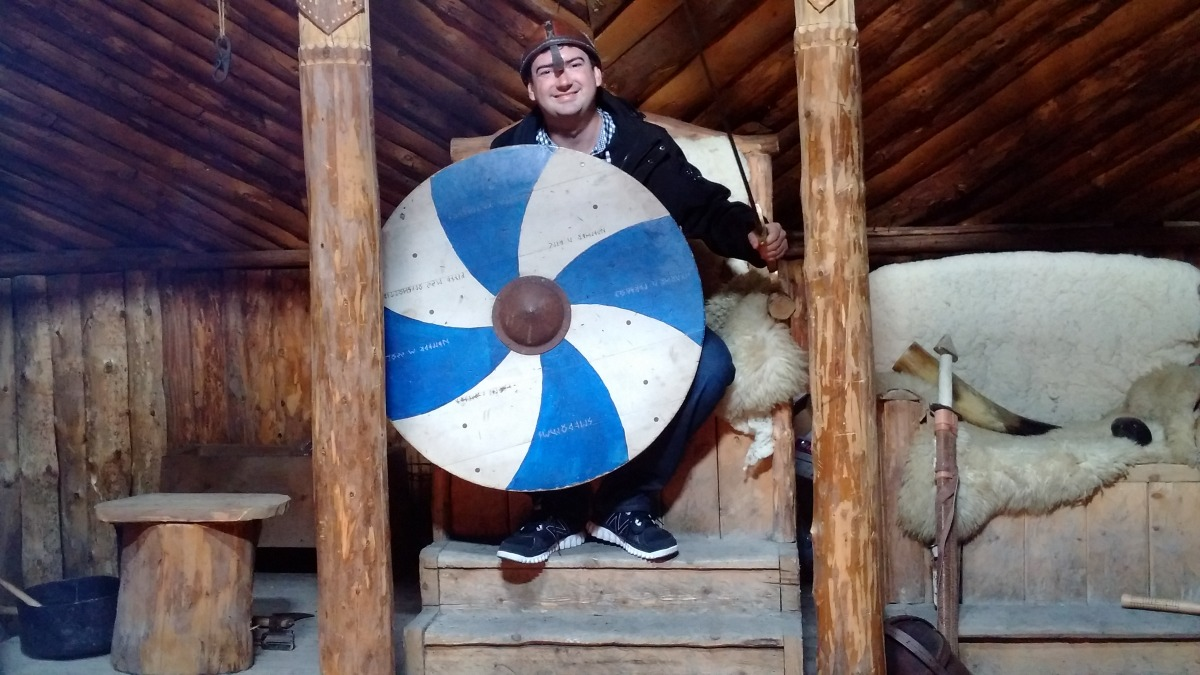 A Viking Experience that is only found at L'anse aux Meadows, Newfoundland & Labrador