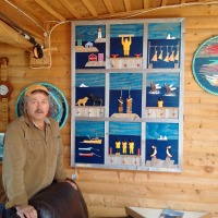 The Story of the Golden Cod as Folk Artist Ben Ploughman Celebrates 20 Years