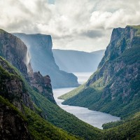 Famous Last Fjords - Western Brook Boat Tour