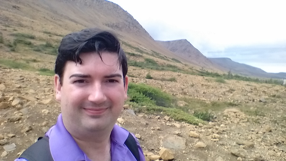 It's Like Walking on Mars - Tablelands of Gros Morne