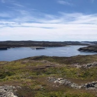 The Northern Terminus for the IAT is at Cape Raven Trail, Straitsview, NL