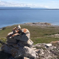 50 Centuries or 5,000 years of cultures connected to Dog Peninsula, Bird Cove, NL